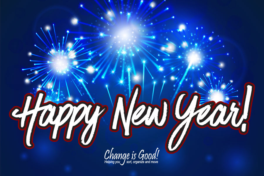 Happy New Year from Change is Good