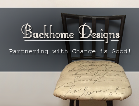 Backhome Designs and Change is Good