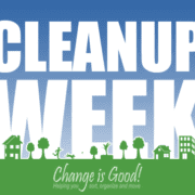Change is Good Clean up Week
