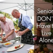 Seniors don't have to live alone